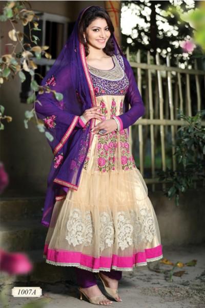 Express Delivery Unstitch Designer Shalwar 1