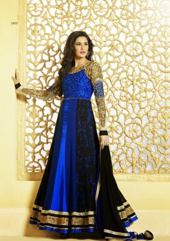 Express Delivery Unstitch Designer Shalwar