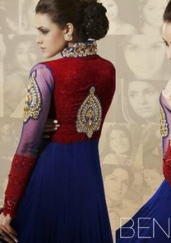 Express Delivery Unstitch Designer Shalwar