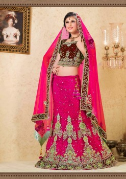Fashions Sutra Party Wear Designer Lehenga