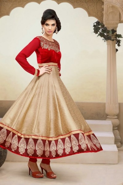 Iconic Semi-Stitch Designer Shalwar 1