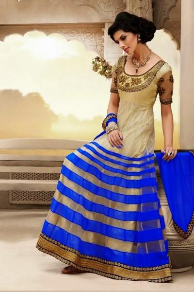 Iconic Semi-Stitch Designer Shalwar