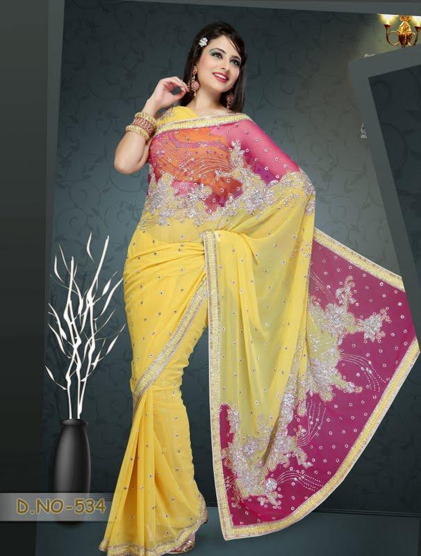 Traditional Attire Designer Saree | AalayaaOnline
