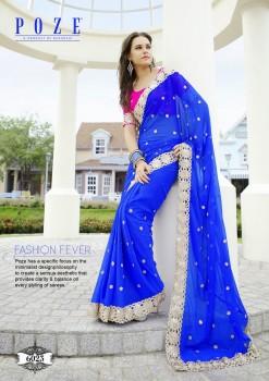 Trendy Graceful Designer Saree