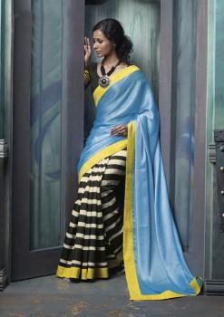 Victoria Queen Designer Saree