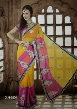 Express Delivery - Designer Saree