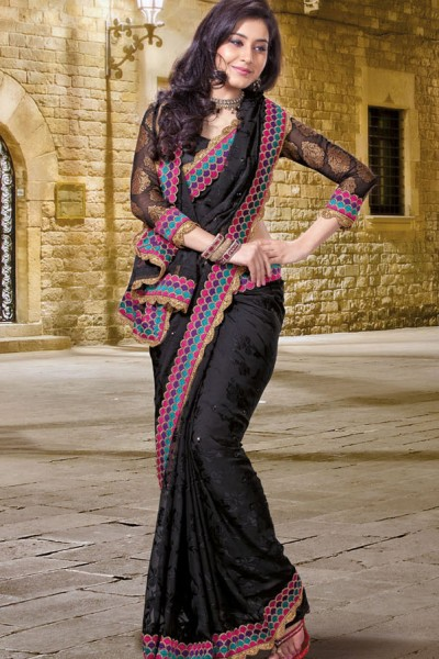 Express Delivery - Designer Saree 1
