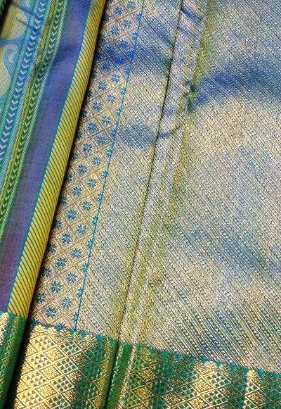 Pure Silk Kanchipuram Saree 1