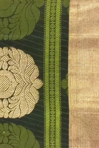 Pure Silk Kanchipuram Saree