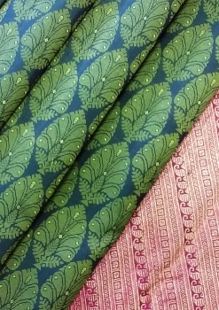 Pure Silk Kanchipuram Saree