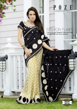 Trendy Graceful Designer Saree